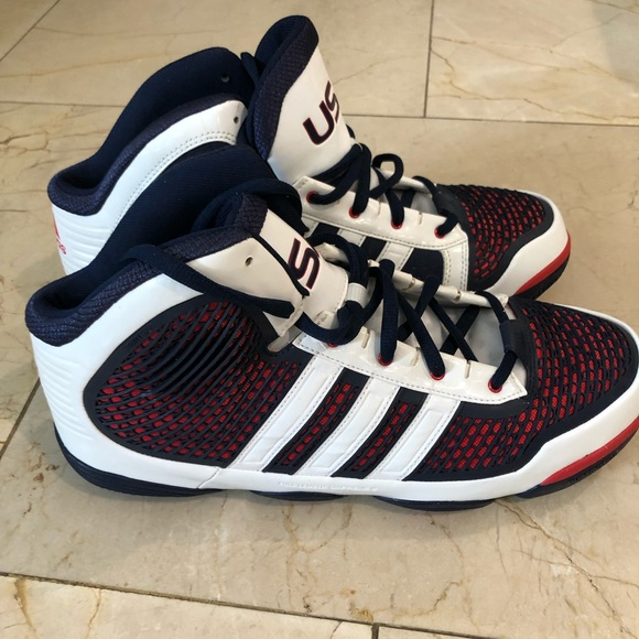 NWOT Adidas Adipure Men's All Star basketball Shoe NWT